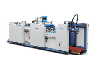 China 12 / 20Kw Commercial Laminator Machine ISO Certification 210 * 300 Min Paper supplier