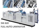 3000Kg Industrial Laminating Machine , High Speed Commercial Laminating Equipment