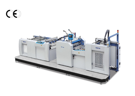 China 380V BOPP Film Lamination Machine Three Phase Easy Operation CE Certification factory