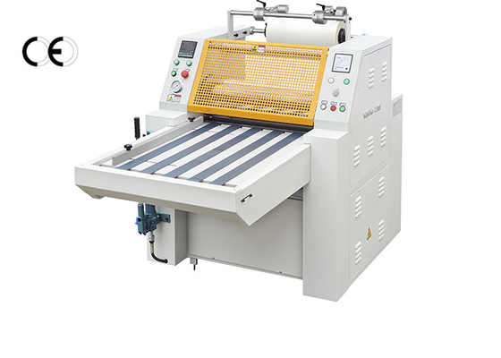 Hot Manual Lamination Machine English Language Supporting One piece Design
