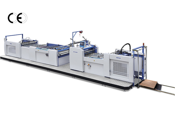 China 50Hz High Speed Laminator Machine , Fully Automatic Lamination Machine factory