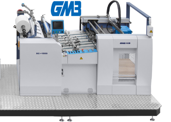 Fully Automatic Heat Lamination Machine , BOPP Thermal Film Laminating Machine