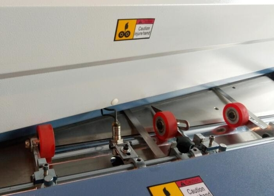 High Efficient Paper Lamination Machine , Industrial Laminating Equipment