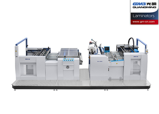 China 50Hz Thermal Lamination Machine , Commercial Laminator Machine 1 Year Warranty factory
