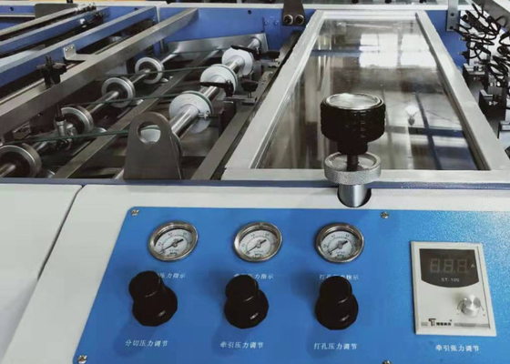 High Speed Fully Automatic Lamination Machine English Language Supporting