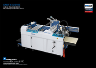 1400Kg Industrial Paper Lamination Machine 210 * 290MM Minimum Size