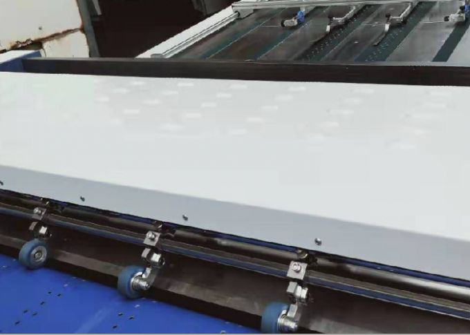 High Speed And High Output Thermal Film Laminating Machine For Large Scale Printing House